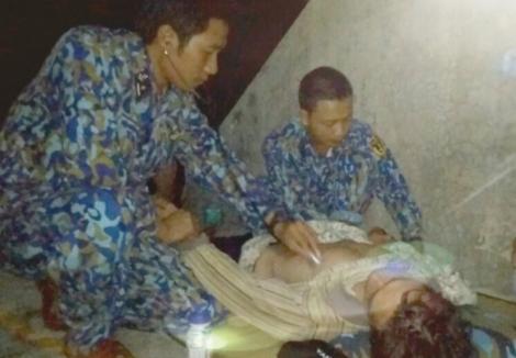 Kịp thời cấp cứu ngư dân bị giảm áp khi lặn tại Trường Sa