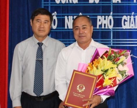 Bổ nhiệm ông Nguyễn Văn Hồng làm Phó Giám đốc Sở Ngoại vụ