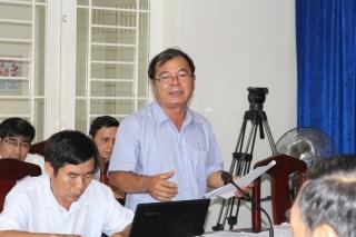"""Hội nghị phản biện dự thảo Nghị quyết """"Quy định khu vực không được phép chăn nuôi trên địa bàn tỉnh Tây Ninh"""""""