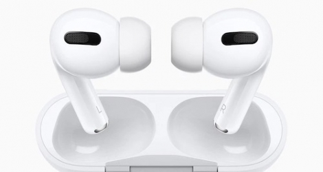 Apple ra mắt tai nghe AirPods Pro chống ồn