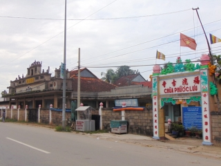 Các vị sư tổ chùa Phước Lưu