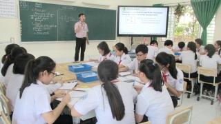 Đổi mới từ tiết học song ngữ