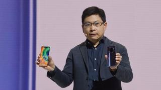 Thị phần smartphone Huawei áp đảo Apple