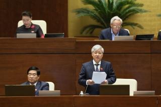 Quốc hội nhất trí cao việc giao Chính phủ điều hành, triển khai Đề án có hiệu quả