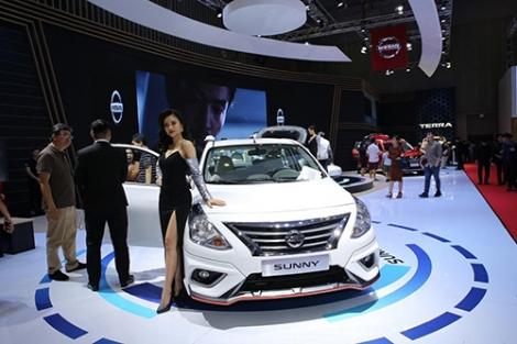 Không gian 'chuyển động thông minh' của Nissan tại VMS 2019