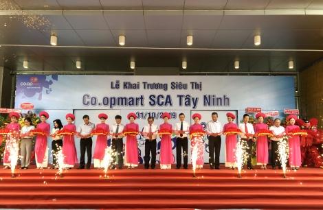 Khai trương Co.opmart thứ hai tại TP.Tây Ninh