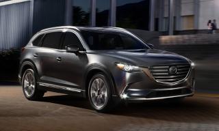 Mazda CX-9 2020 thêm tính năng, giá từ 33.800 USD