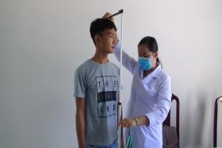 TP.Tây Ninh: Khám sức khoẻ nghĩa vụ quân sự năm 2020