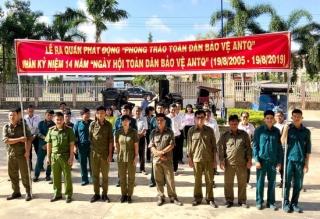 Phát huy hiệu quả Ngày hội toàn dân bảo vệ an ninh Tổ quốc