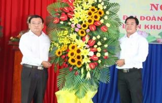 Ngày hội Đại đoàn kết toàn dân tộc tại xã Hòa Hội
