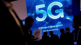 Mạng 5G lớn nhất thế giới ra mắt