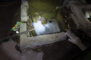 Phát hiện 2 công ty xả nước thải chưa xử lý ra môi trường