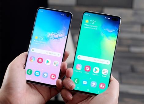 Samsung sắp ra thêm Galaxy S10 màn hình 6,7 inch