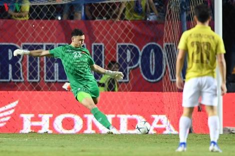 Đội hình 11 cầu thủ sở hữu chiều cao lý tưởng của ĐT Việt Nam