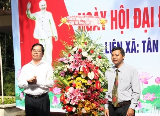 Ngày hội Đại đoàn kết toàn dân tộc tại huyện Tân Biên