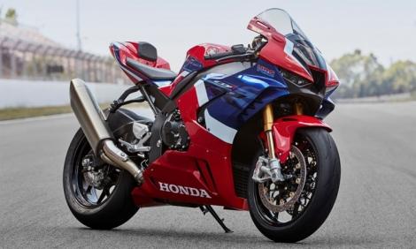 Honda CBR1000RR-R - superbike chạy phố mang công nghệ đường đua