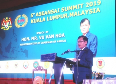 Đoàn Kiểm toán Việt Nam tham dự Đại hội lần thứ 5 của ASEANSAI