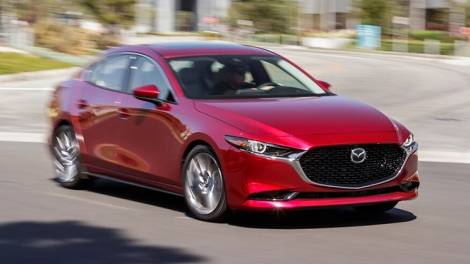 Lý do Mazda3 mới dùng giảm xóc sau thanh xoắn