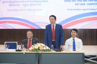Vai trò của các nhà báo trẻ và thanh niên trong việc thúc đẩy tình hữu nghị giữa Việt Nam – Campuchia