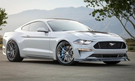 Ford Mustang Lithium - 'gã lực điền' 900 mã lực