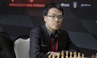 Quang Liêm đột phá ở Romania Grand Tour