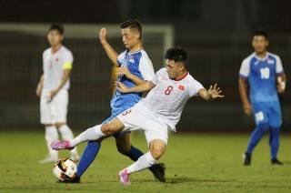 U19 Việt Nam vẫn gặp khó trên đường đến vòng chung kết 2020