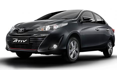Toyota Vios nâng cấp động cơ, 'ăn' 4,3 lít/100 km