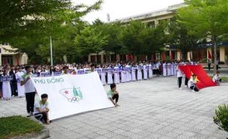 Khai mạc Hội khoẻ Phù Đổng vòng tỉnh năm học 2019-2020