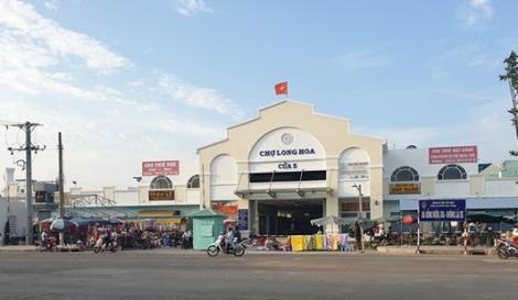 Thăng trầm ngôi chợ lớn nhất tỉnh