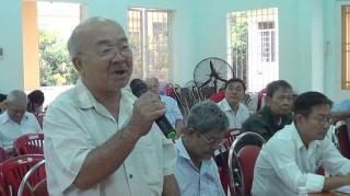 Đại biểu HĐND hai cấp tiếp xúc cử tri trước kỳ họp thứ 14 HĐND tỉnh khóa IX
