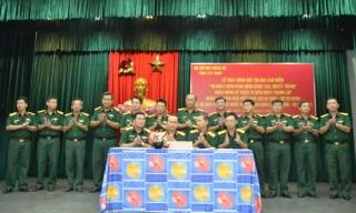 Bộ CHQS tỉnh phát động đợt thi đua cao điểm