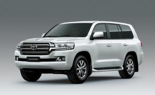Toyota Land Cruiser nâng cấp, tăng gần 50 triệu đồng