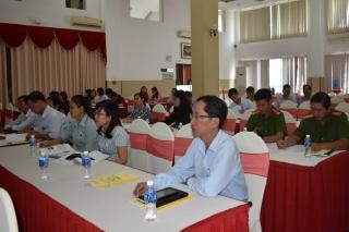 Tập huấn thương mại điện tử cho cán bộ quản lý nhà nước