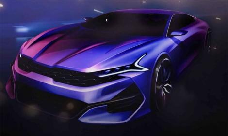Kia Optima lột xác thiết kế sẽ ra mắt trong tháng 12