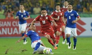 Thái Lan chưa từng thắng trên sân Malaysia