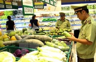 Kiểm tra an toàn thực phẩm Tết