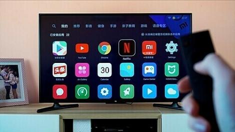 TV Xiaomi giá rẻ đổ bộ vào Việt Nam