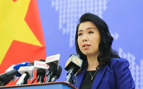 Việt Nam bác tuyên bố của Trung Quốc về Trường Sa