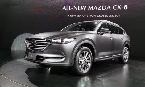 Mazda CX-8 2020 bản 6 chỗ giá 68.300 USD