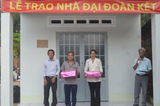 Hoà Thành: Vận động quỹ Vì người nghèo đạt hơn 100%