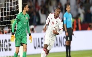 UAE sẽ tung 9 cầu thủ U-23 đấu tuyển Việt Nam?