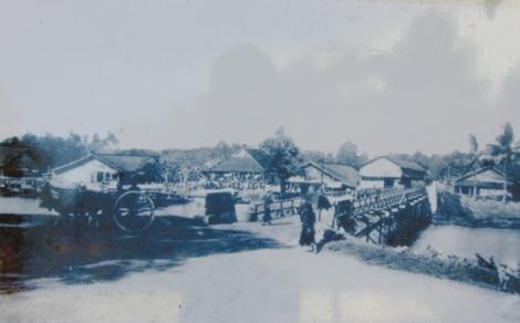 Tây Ninh thời Pháp thuộc