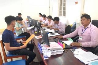 Phường Ninh Thạnh: Không để tồn đọng hồ sơ thủ tục hành chính