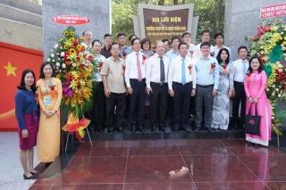Khánh thành Khu di tích lịch sử Trường Nguyễn Ái Quốc miền Nam