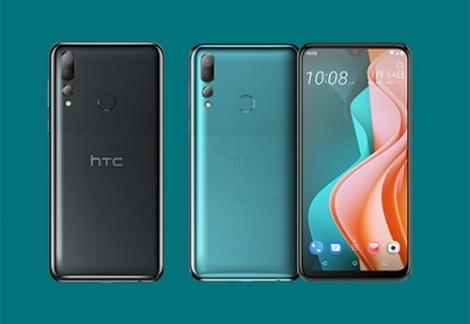 HTC ra điện thoại giá rẻ có 3 camera