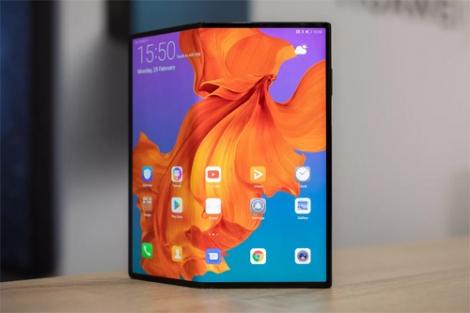 Huawei Mate X được mua hết trong vài phút