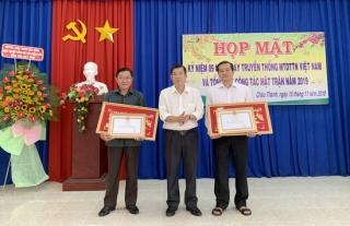 Kỷ niệm ngày thành lập Mặt trận Dân tộc Thống nhất Việt Nam và tổng kết công tác Mặt trận năm 2019