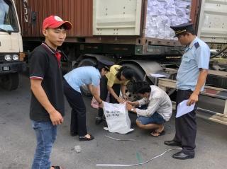 Cục Hải quan Tây Ninh: Đẩy mạnh công tác phòng chống buôn lậu