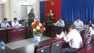HĐND huyện Tân Biên khảo sát việc giải quyết các ý kiến, kiến nghị của cử tri