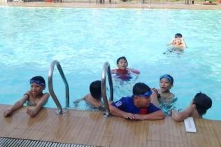 Phát động Toàn dân luyện tập môn bơi phòng chống đuối nước